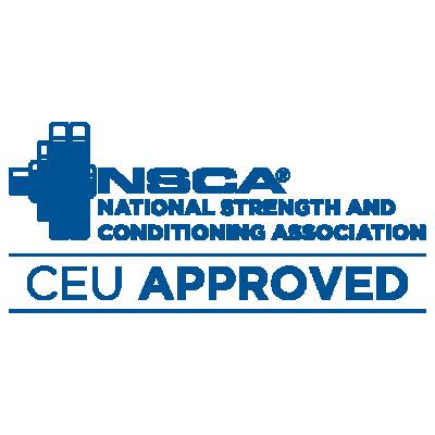 NSCA CEU's Akreditasyonlu workshop egitim programlarımız başladı.